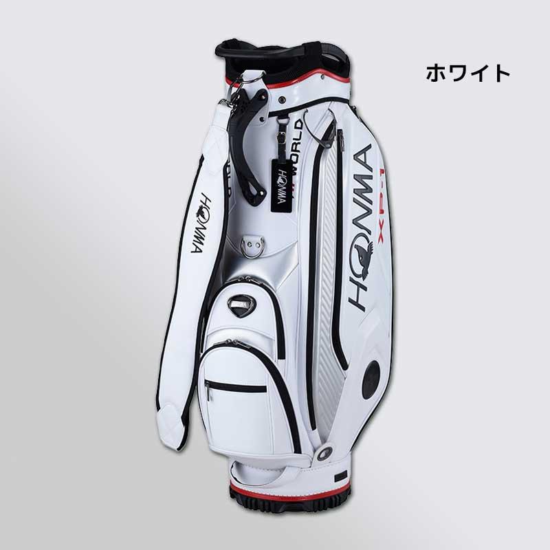 【即納】【2020年モデル】 本間ゴルフ XP-1 キャディバッグ CB-12004 ゴルフ用品 HONMA ホンマ