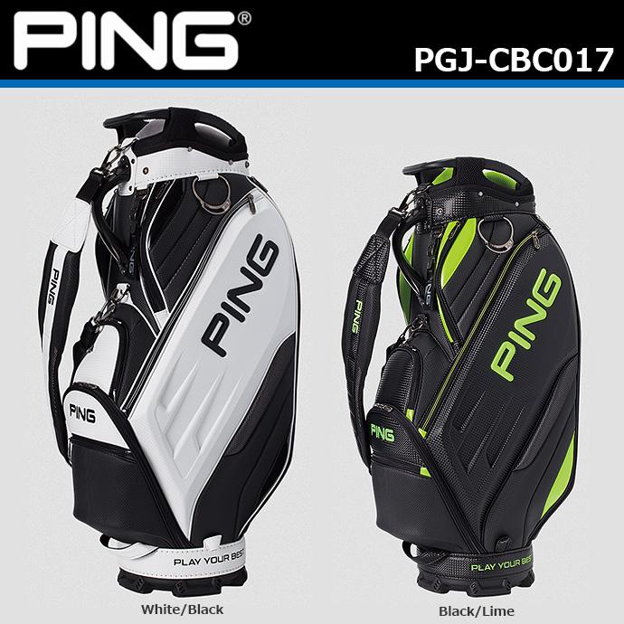 PING ピン キャディバッグ PGJ-CBCO17 日本正規品 ゴルフ用品 ゴルフバッグ