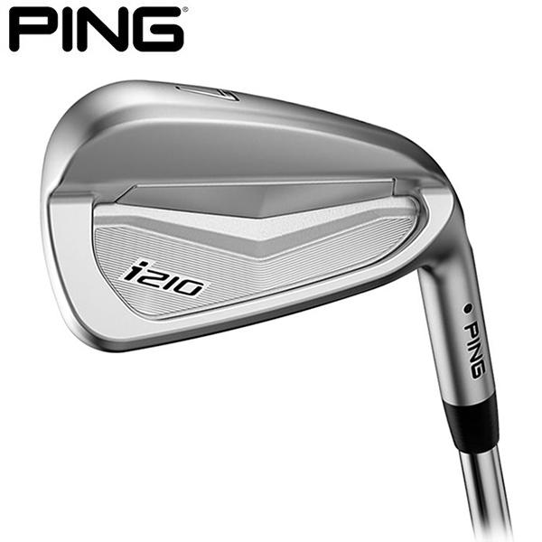 【特典付き】【左右選択可】 PING ピン i210 アイアン PING FUBUKI カーボン 5I-PW 6本セット 日本正規品 ゴルフ用品 ゴルフクラブ ピンゴルフ