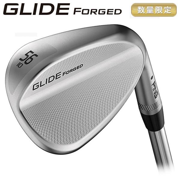 【左右選択可】 PING ピン GLIDE FORGED グライド フォージド ウェッジ ダイナミックゴールド 日本正規品 ゴルフ用品 ゴルフクラブ ピンゴルフ