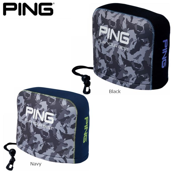 【メール便送料無料】 PING ピン カモ アイアンカバー HC-U191 日本正規品 ゴルフ用品 ヘッドカバー
