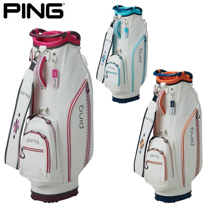 PING ピン レディース キャディバッグ CB-L191 日本正規品 ゴルフ用品