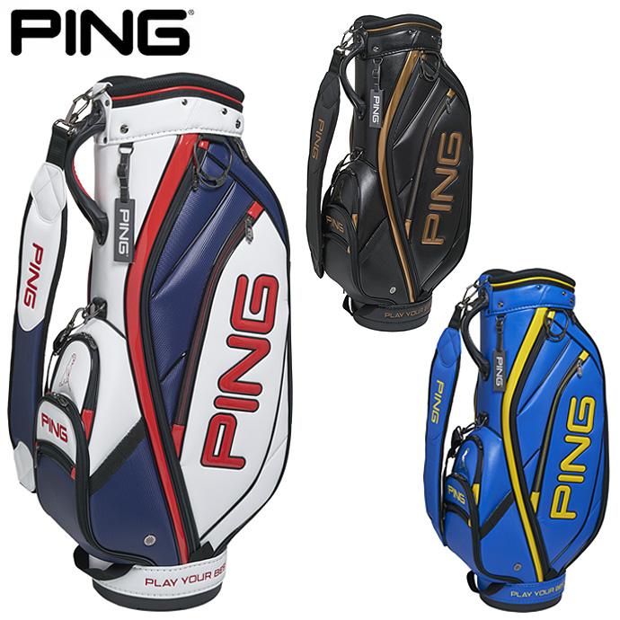 【あす楽対応】 PING ピン キャディバッグ PGJ-CBLT18 日本正規品 ゴルフ用品 ゴルフバッグ キャディーバッグ