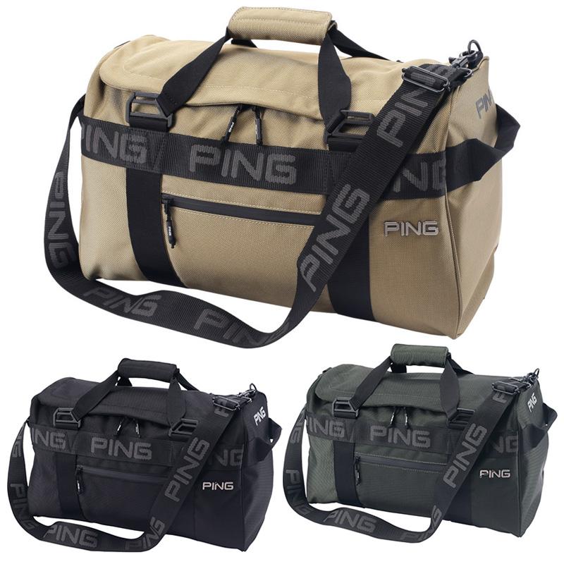送料無料 PING ピン 1年保証 ダッフルバッグ GB-P201 ゴルフバッグ 日本正規品 当店は最高な サービスを提供します ボストンバッグ ゴルフ用品