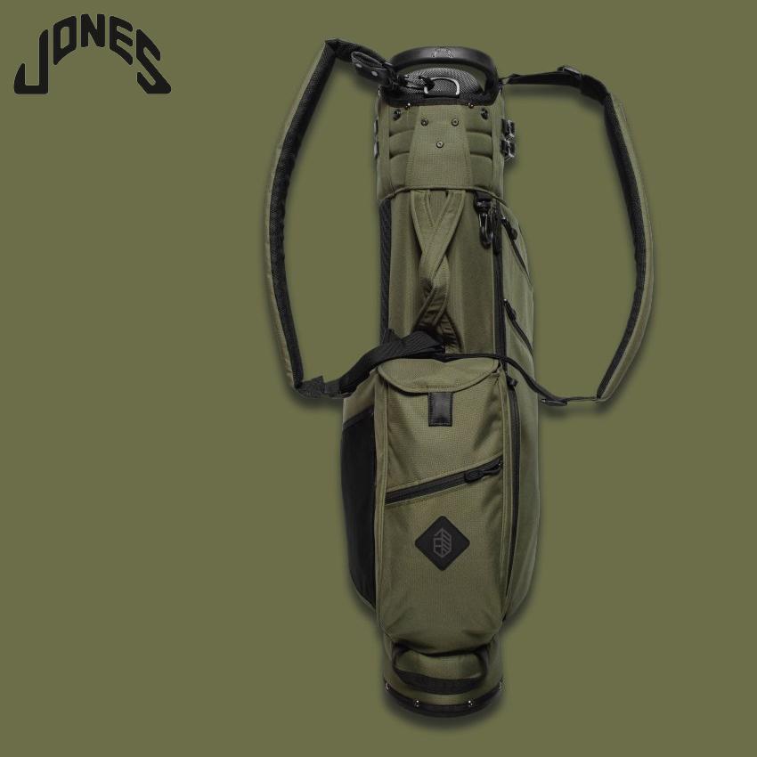 新品入荷 【あす楽対応】 JONES キャディバッグ ジョーンズ Utility OLIVE Trouper ユーティリティ スタンドバッグ OLIVE【あす楽対応】 ゴルフ用品 ゴルフバッグ キャディバッグ おしゃれ メンズ レディース, グシカミソン:1a278e98 --- eigasokuhou.xyz