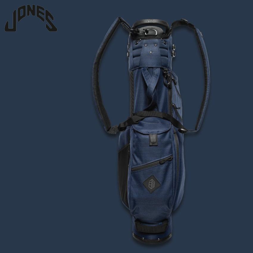 【あす楽対応】 JONES ジョーンズ Utility Trouper ユーティリティ スタンドバッグ NAVY TWILL ゴルフ用品 ゴルフバッグ キャディバッグ おしゃれ メンズ レディース