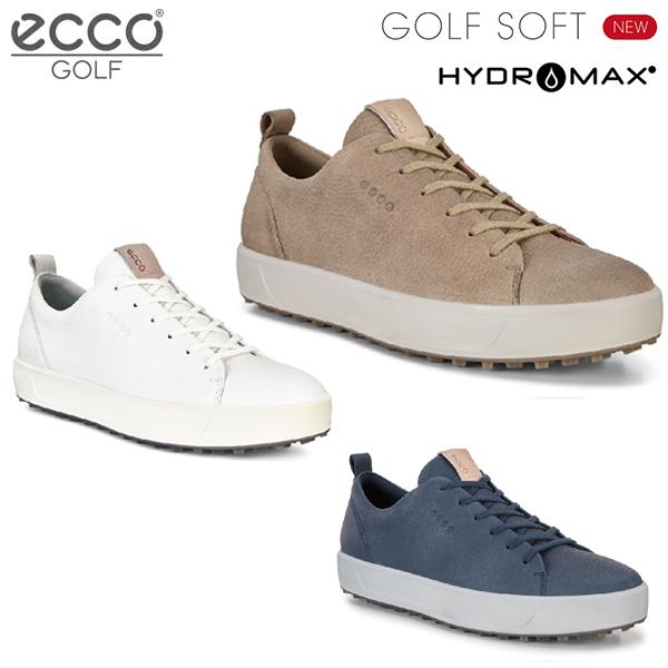 【あす楽対応】 ecco エコー スパイクレス ゴルフシューズ GOLF SOFT ゴルフソフト 151304 日本正規品