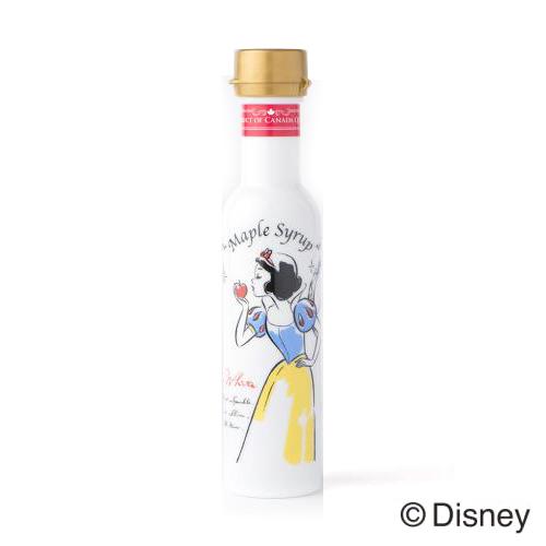 パンケーキにかけて お菓子作りにも 白雪姫 通販 メープルシロップ190g ディズニープリンセス プリンセス 日本限定 Disney ディズニー キャラクター フード 天然 メープル 甘味料 メープルシロップ 天然甘味料 ギフト 食品 かわいい