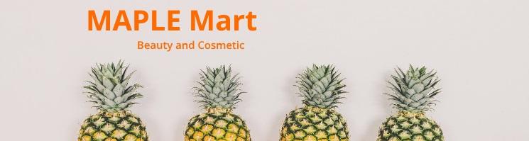 MAPLE Mart:コスメ、サプリを中心にした美ライフコーディネイトストア
