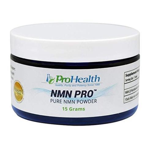 NMN パウダー サプリメント ProHealth【1スクープ/150mg】15g(100杯分)
