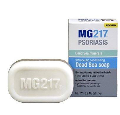 エッセンシャルオイル アロエベラ ビタミンE配合 新発売 死海の泥とミネラルたっぷり MG217 90gMG217 Soap 期間限定今なら送料無料 Sea Psoriasis Conditioning Therapeutic 至高 Bar Dead