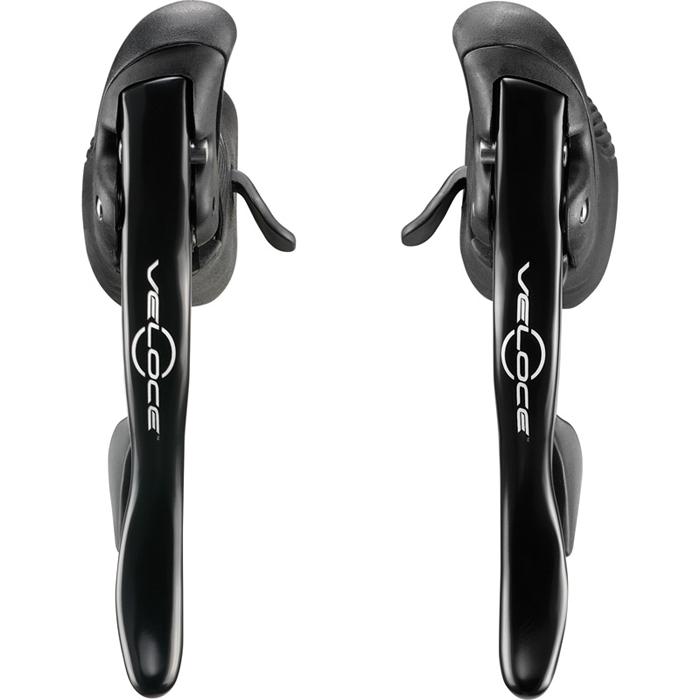 Campagnolo (カンパニョーロ) VELOCE ヴェローチェ PS エルゴパワー ブラック 10S レバー 【自転車】