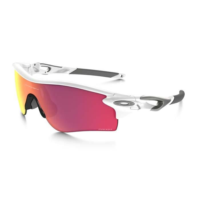 OAKLEY (オークリー) RADARLOCK PATH(A)Polished White/Prizm Field アイウェア
