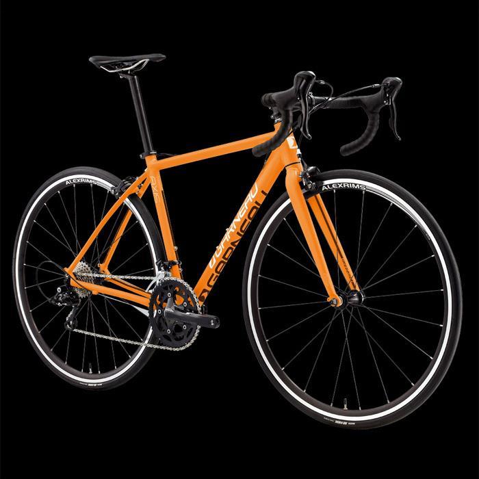 売れ筋商品 GARNEAU (ガノー) 2016モデル AXIS 2016モデル アクシス SORA AXIS 3500 オレンジ/ブラック (ガノー) サイズ410(150-165cm)完成車, 岩見沢市:573e1fd2 --- canoncity.azurewebsites.net