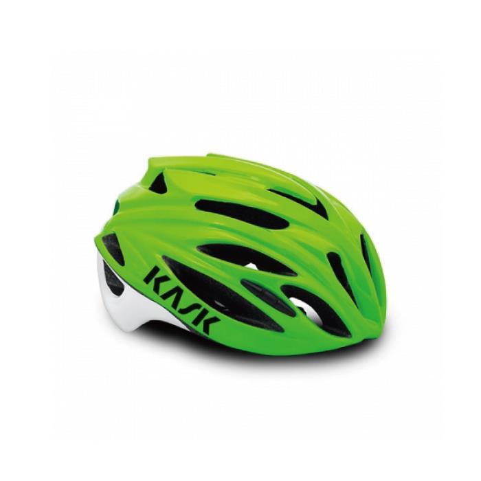 KASK(カスク) RAPIDO ラピード ライム サイズL ヘルメット 【自転車】