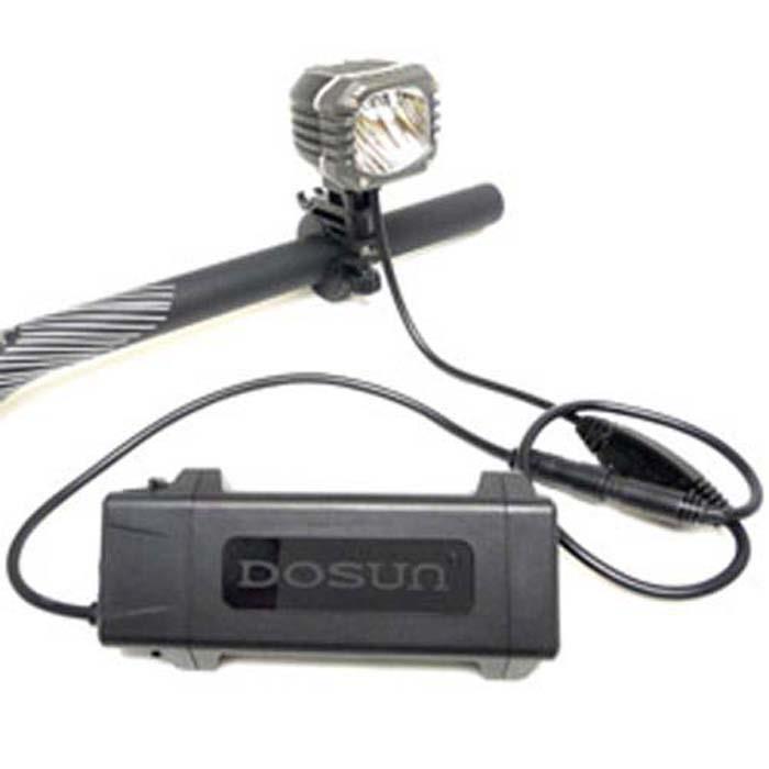 DOSUN ( ドゥーサン ) DUAL デュアル ND400 ライト 【自転車】