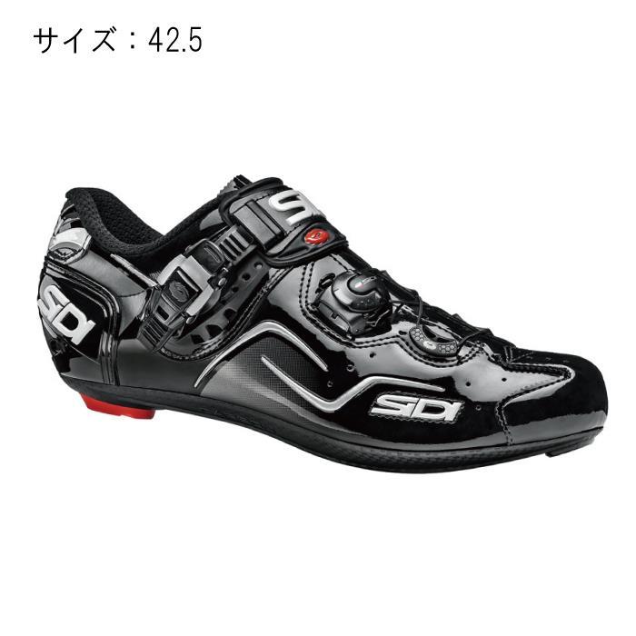 SIDI(シディ) KAOS ブラック/ブラック サイズ42.5 ビンディングシューズ