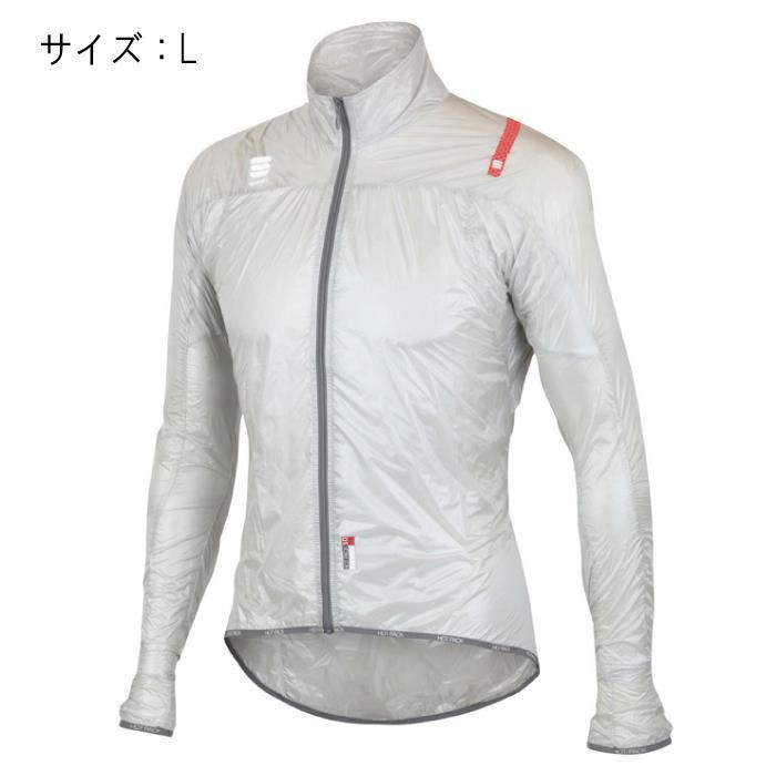 Sportful (スポーツフル) HOT PACK ULTRALIGHT シルバー サイズL ジャケット 【自転車】