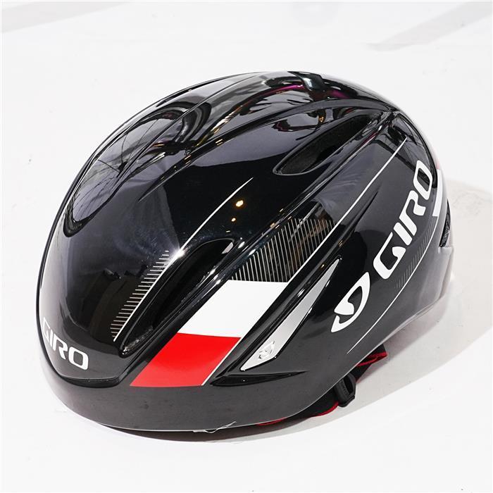 GIRO (ジロ) AIR ATTACK エアーアタック Black / Red ヘルメット 【自転車】【ロードバイク】