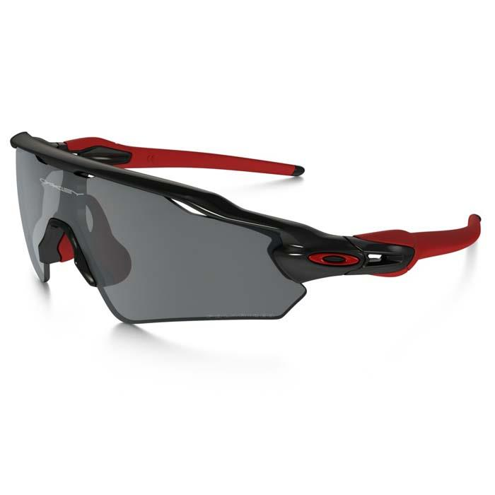 OAKLEY (オークリー) RADAR EV PATH(A)Polished Black/Black Iridium Polarized アイウェア