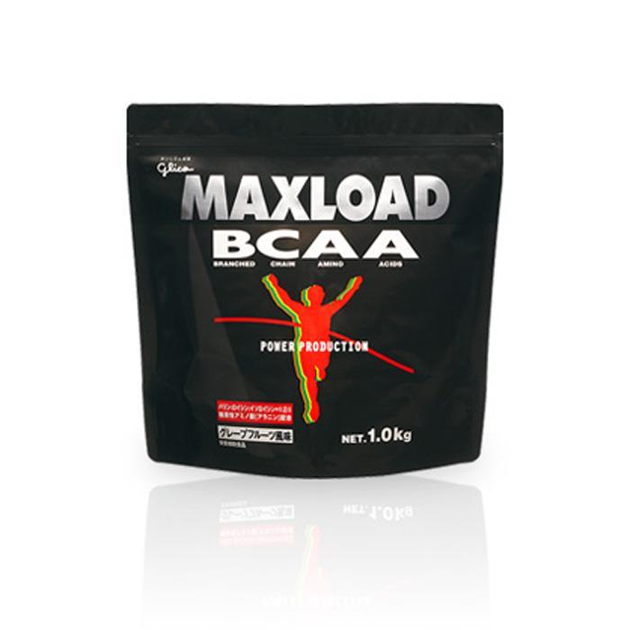 glico(グリコ) MAXLOAD BCAA グレープフルーツ風味 1.0kg