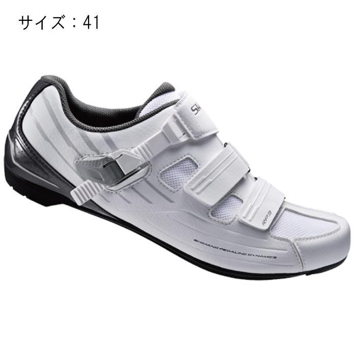 SHIMANO (シマノ) RP300MW ホワイト サイズ41 (25.8cm) シューズ
