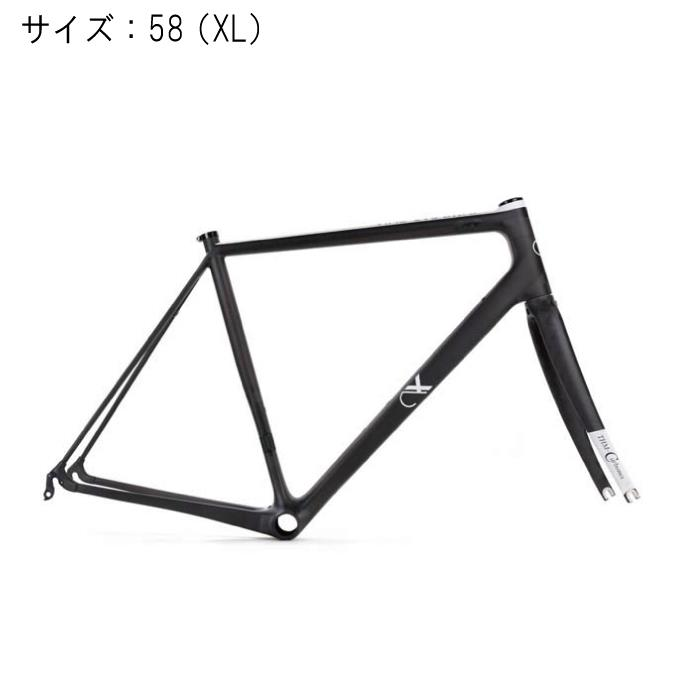 AX LIGHTNESS (エーエックス ライトネス) VIAL evo Ultra フレームセット 58サイズ 【自転車】