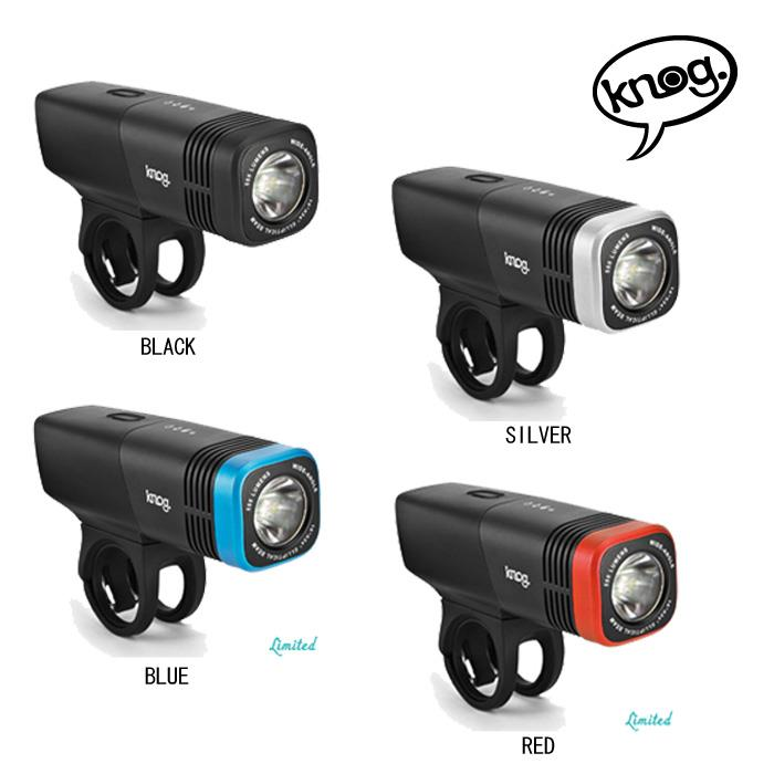 KNOG (ノグ)Blinder ARC 5.5 FRONT ブラインダー ARC 5.5 フロント ライト シルバー 【ライト】【自転車】