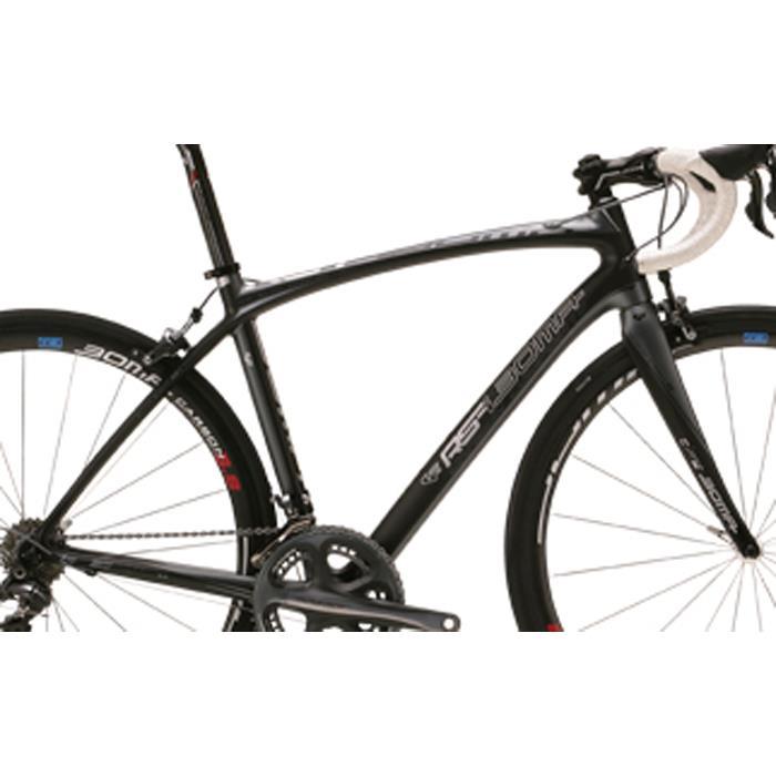 BOMA(ボーマ) RS-I (アールエス-アイ) ブラック サイズL-520 フレームセット 【ロードバイク】【自転車】