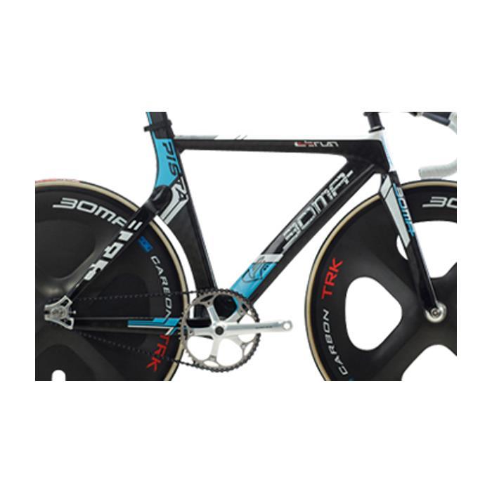 BOMA(ボーマ) L'ECLAT (エクラ) サイズM-540フレームセット カーボン・ブルー 【ロードバイク】【自転車】【05P30Nov14】