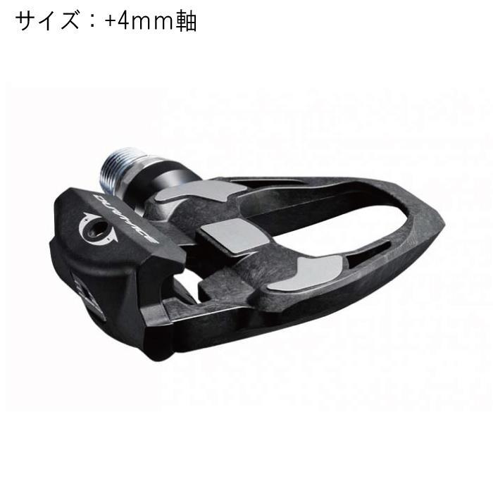 SHIMANO (シマノ) DURA-ACE デュラエース PD-R9100 SPD-SL +4mm軸 ビンディングペダル 【自転車】