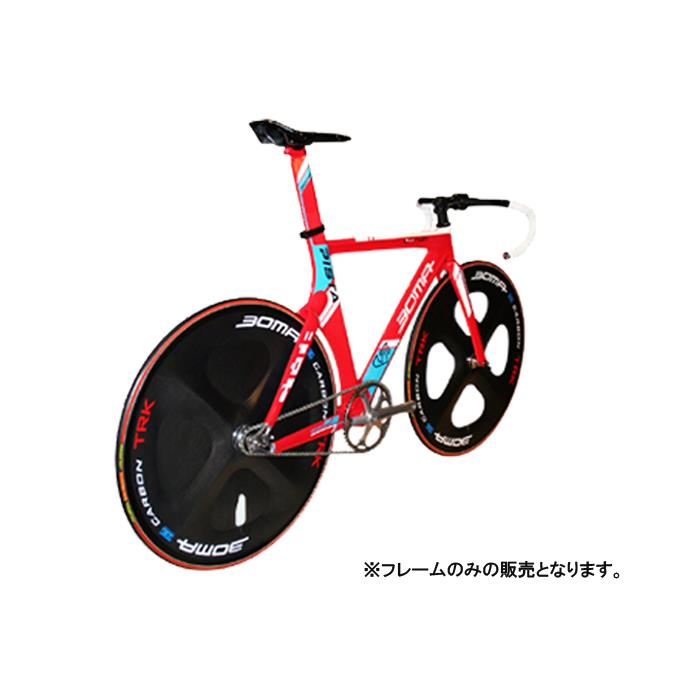 BOMA(ボーマ) L'ECLAT (エクラ) サイズS-520フレームセット イタリアン・ロッソ 【ロードバイク】【自転車】【05P30Nov14】