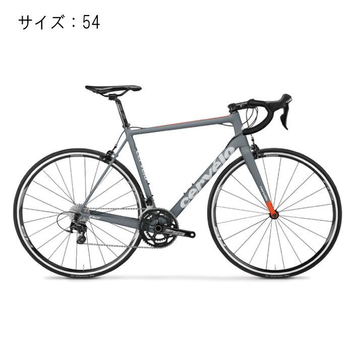 Cervelo (サーベロ/サーヴェロ) 2016モデル R2 105-5800 グレー サイズ54(175-180cm)ロードバイク