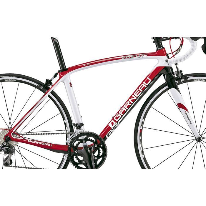 GARNEAU (ガノー) 2012モデル RCX2 レッド/ホワイト サイズ520 フレームセット