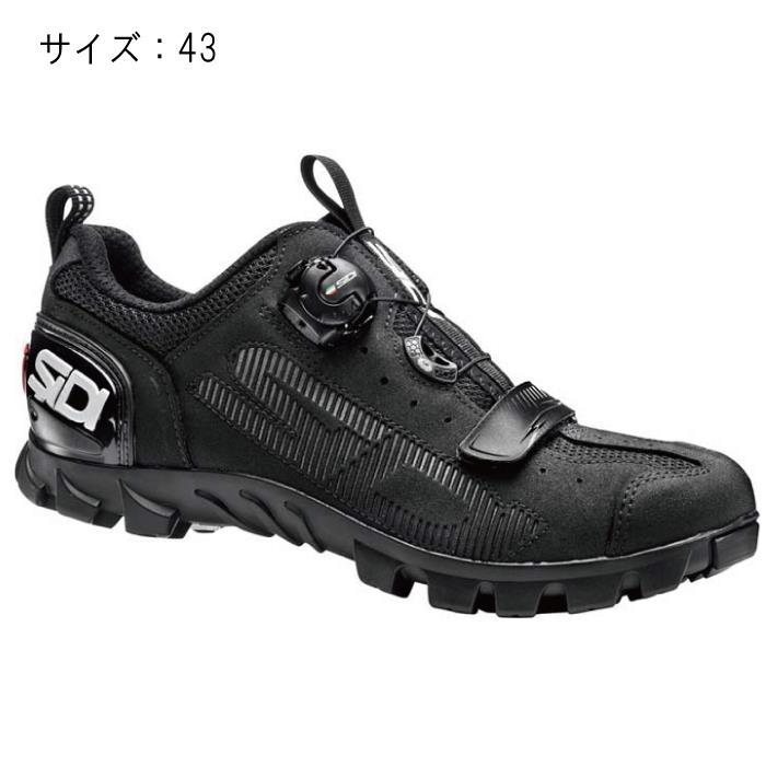 SIDI(シディ) MTB SD15 ブラック サイズ43 ビンディングシューズ