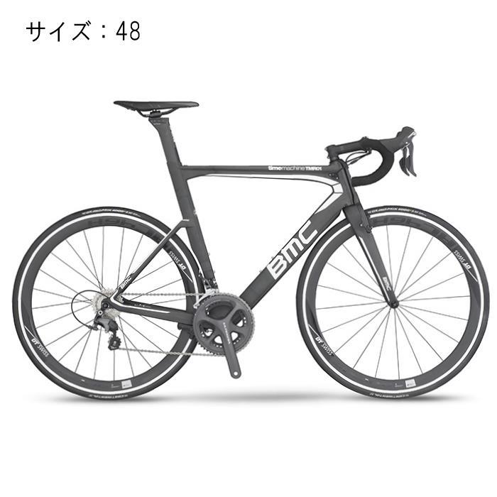 BMC (ビーエムシー) 2017 timemachine TMR01 ホワイト ULTEGRA 6800 サイズ48(166.5-171.5cm)ロードバイク
