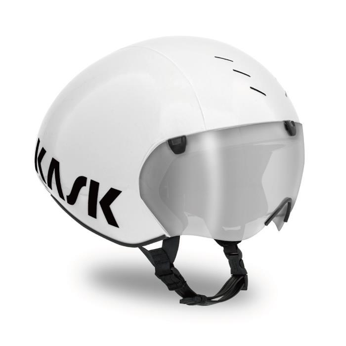 KASK(カスク) BAMBINO PRO バンビーノプロ ホワイト サイズM ヘルメット 【自転車】