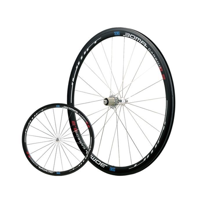 BOMA(ボーマ) TH-13W カーボン ホイールセット クリンチャー カンパ用 【自転車】