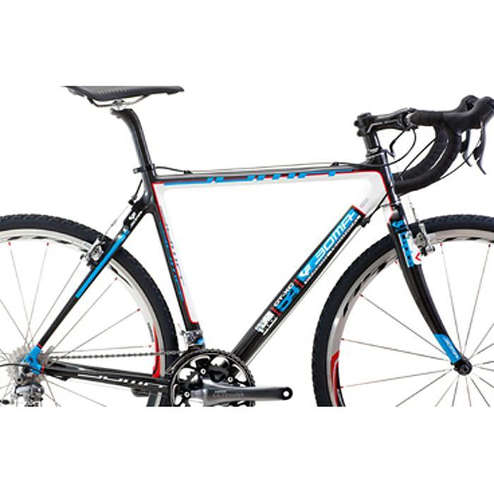 BOMA(ボーマ) L'EPICE (エピス) サイズM-540フレームセット カーボン×ブルー 【ロードバイク】【自転車】