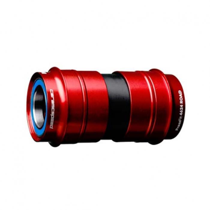 CERAMIC SPEED (セラミックスピード) Press-fit BB4625 カンパ COATED BB 25mm レッド 【自転車】【05P30Nov14】 【自転車】