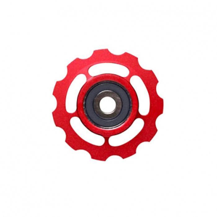 激安/新作 CERAMIC SPEED【自転車】 (セラミックスピード) オリジナルプーリー ホイールキット レッド SRAM RED CERAMIC 10S 11T レッド【自転車】, LOCOMALL(ロコンド公式ストア):54f872da --- konecti.dominiotemporario.com