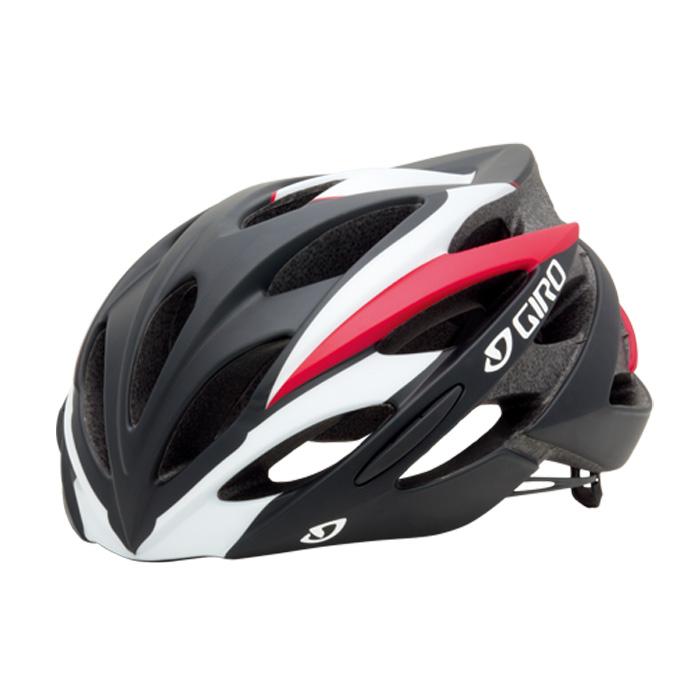 GIRO SAVANT サバント Matte Black / Red サイズS(51-55cm) ヘルメット