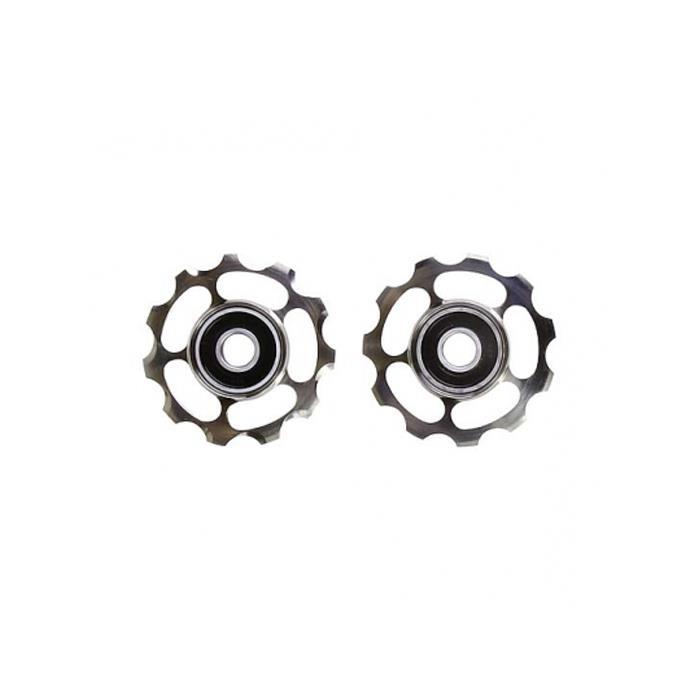 CERAMIC SPEED (セラミックスピード) チタンプーリー ホイールキット Ceramic シマノ 11S用 【自転車】