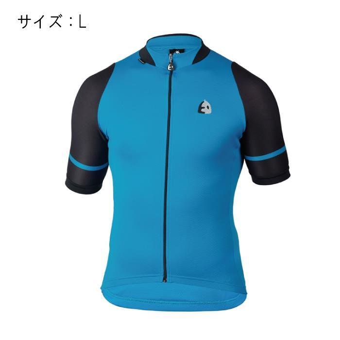 ETXEONDO (エチェオンド) KONBI コンビ ブルー / ブラック サイズL 【自転車】