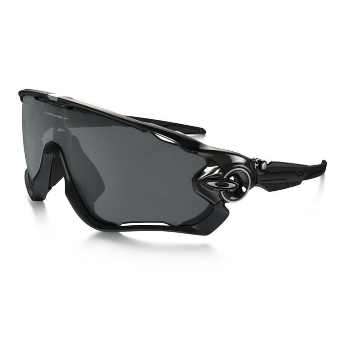 OAKLEY (オークリー) JAWBREAKER (ASIA FIT) Polished Black×Black Iridium 【自転車】