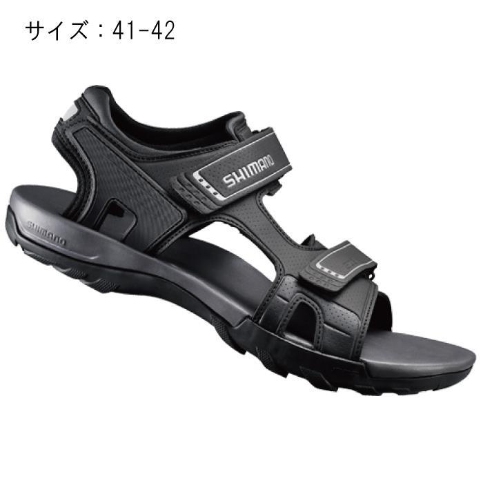 SHIMANO (シマノ) SD500G グレー サイズ41 (25.8cm)-42 (26.5cm) シューズ