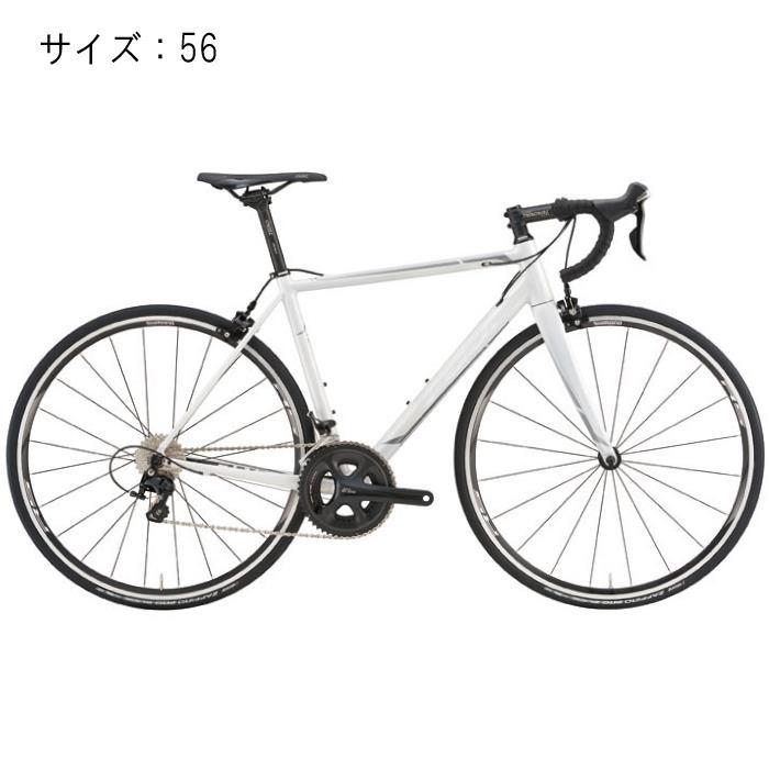 ロードバイク FUJI (フジ) 2017 ROUBAIX 1.3 ミスティックホワイト サイズ56