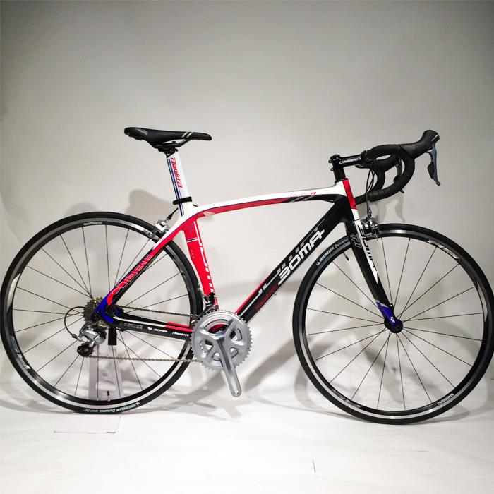 BOMA(ボーマ) RAPID-R 105 完成車 サイズ M RED 【ロードバイク】【自転車】【05P30Nov14】