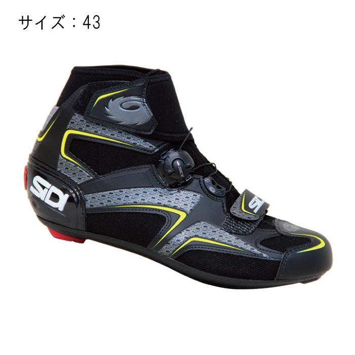 SIDI(シディ) ZERO GORE ブラック/イエロー サイズ43 ビンディングシューズ