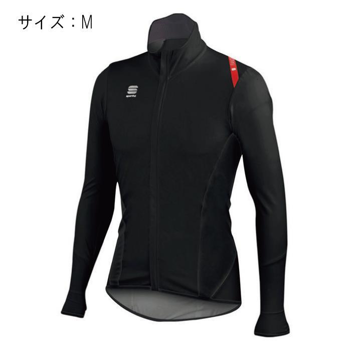 Sportful (スポーツフル) FIANDRE LIGHT NORAIN TOP ブラック サイズM レインジャケット 【自転車】